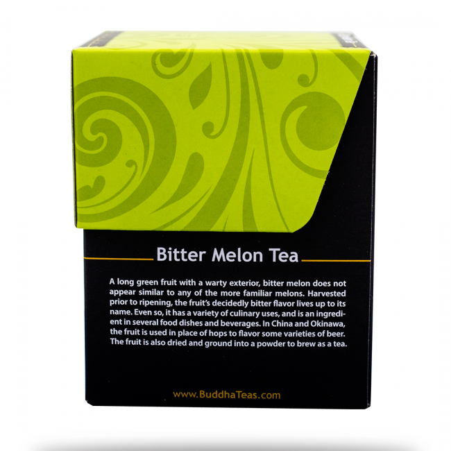 Bitter melon tea benefits