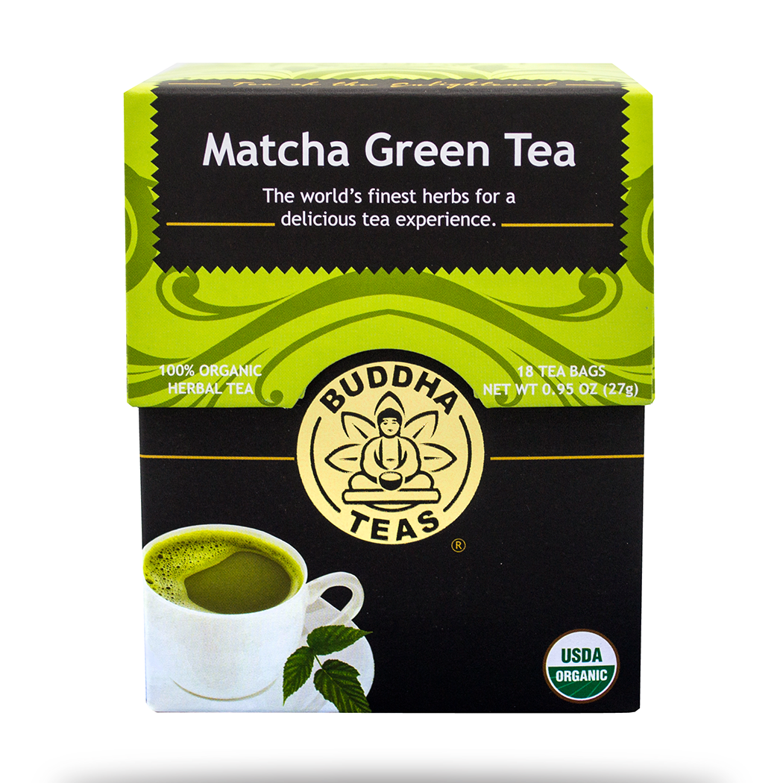 Buy matcha green tea bags enjoy health benefits of organic teas - Uses for tea bags ...