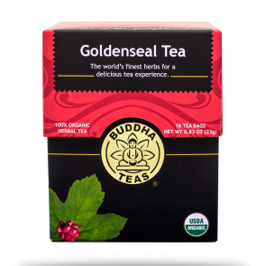Goldenseal Tea