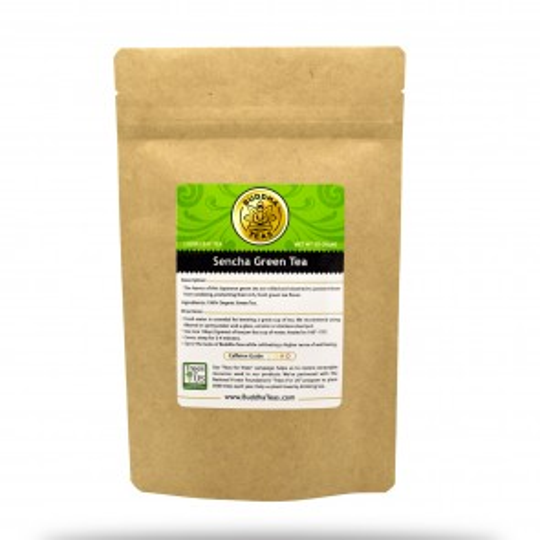 Sencha Green Tea Loose Leaf