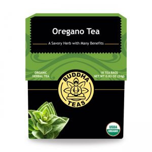 Oregano Tea
