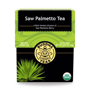 Saw Palmetto Tea