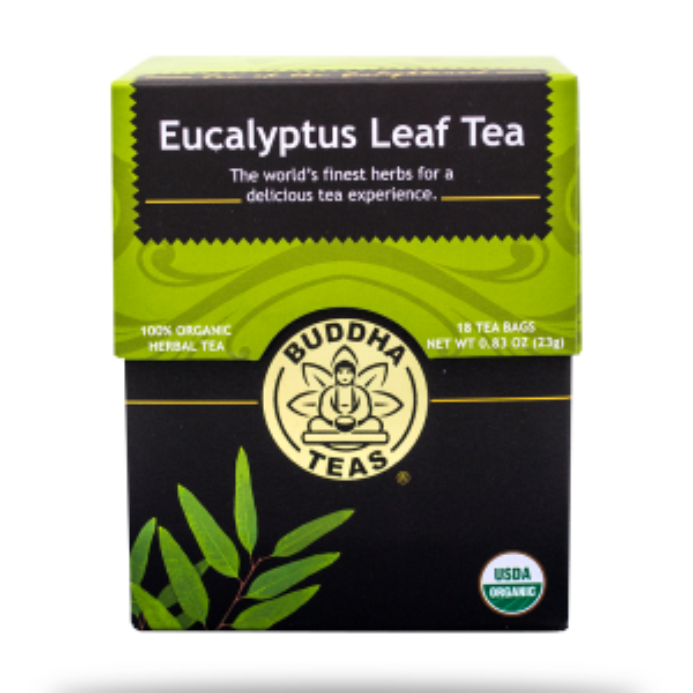 Eucalyptus Leaf Tea