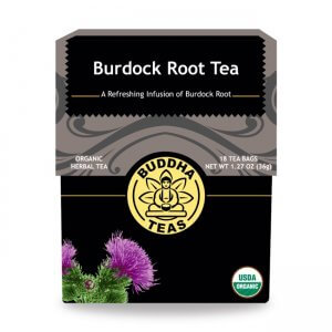 Burdock Root Tea