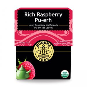 Rich Raspberry Pu-erh