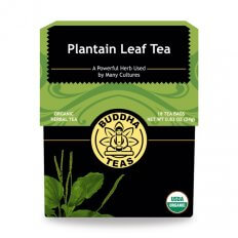 Plantain Leaf Tea