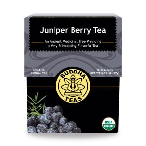Juniper Berry Tea
