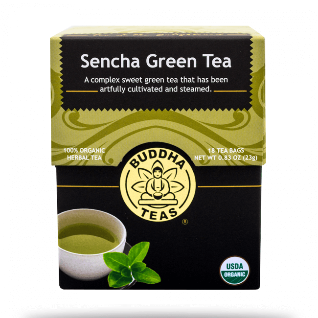 Sen-cha green tea benefits