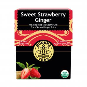 Sweet Strawberry Ginger