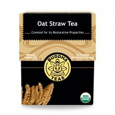 Oat Straw Tea