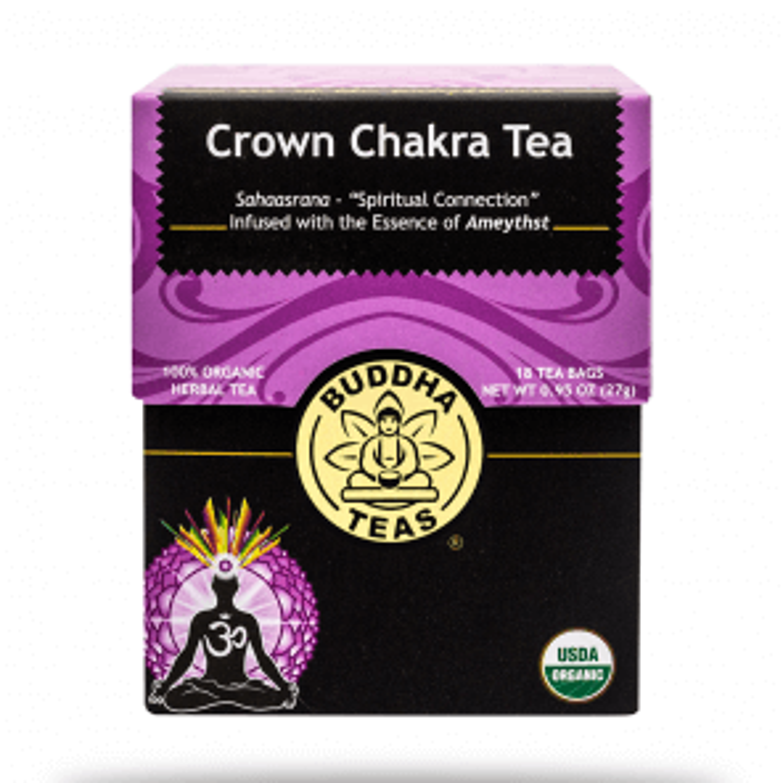 Crown Chakra Tea