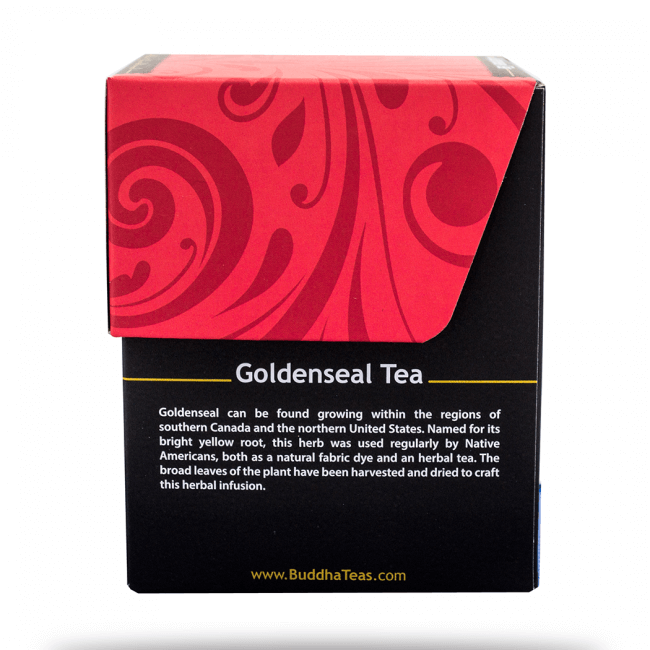 Where to buy goldenseal tea