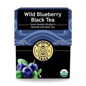 Wild Blueberry Black Tea