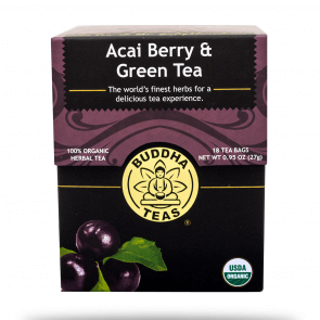 Acai Berries Green Tea
