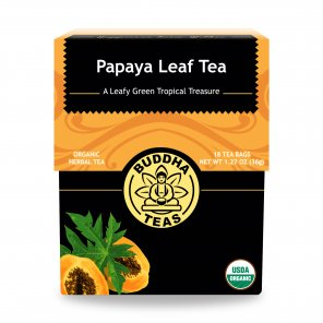Papaya Leaf Tea