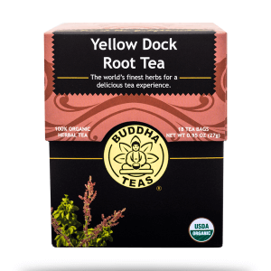 Yellow Dock Root Tea