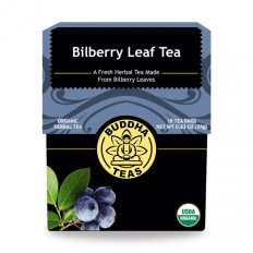 Bilberry Leaf Tea