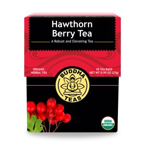 Hawthorn Berry Tea