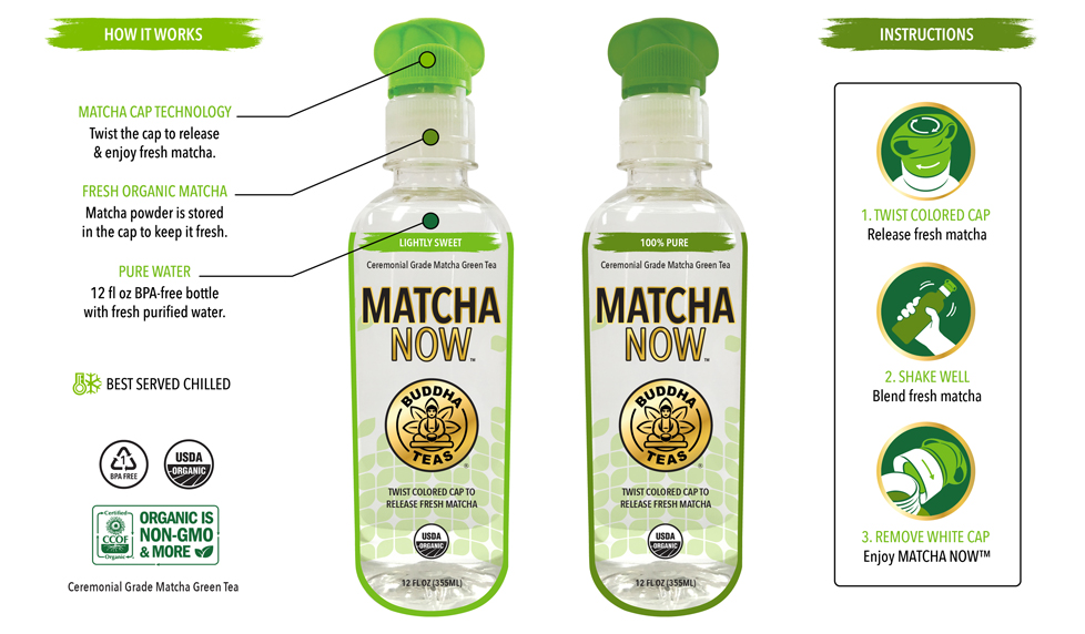 matcha now benefits