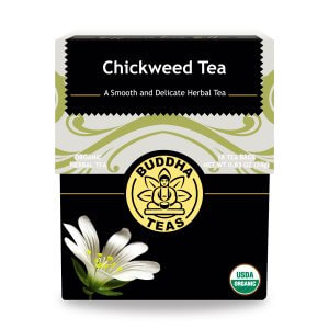 Chickweed Tea