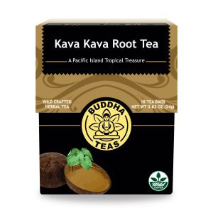 Kava Kava Root Tea
