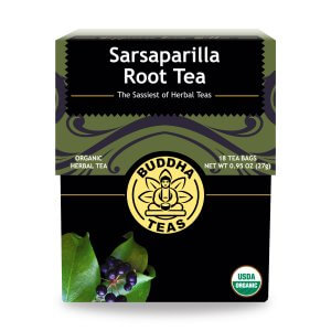 Sarsaparilla Root Tea