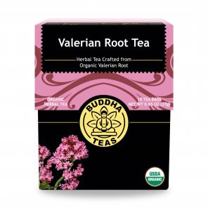 Valerian Root Tea