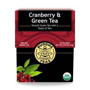 Cranberry & Green Tea