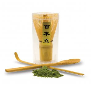 Matcha Bamboo Whisk Set