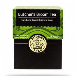 Butcher's Broom Tea