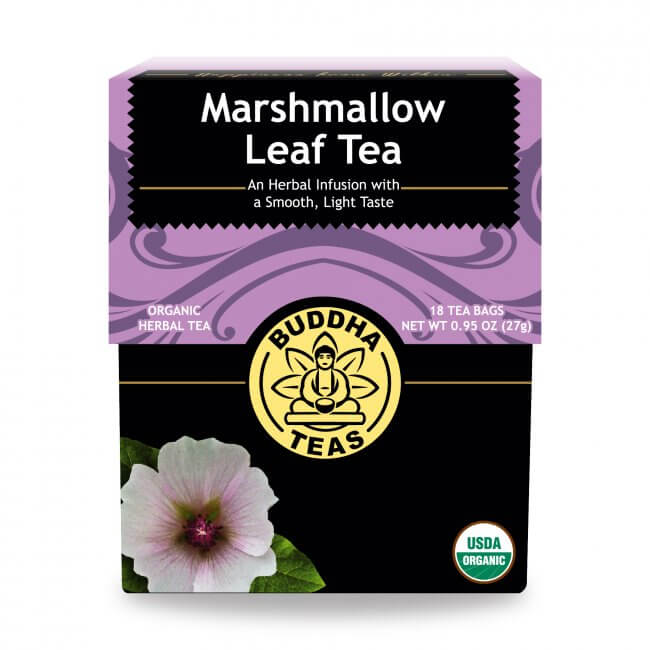 Buy Marshmallow Tea Bags - Enjoy Health Benefits of ...