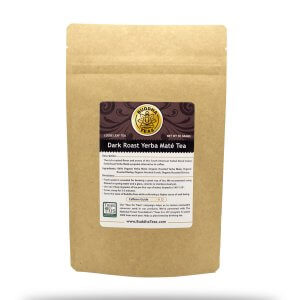 Dark Roast Yerba Maté Loose Leaf