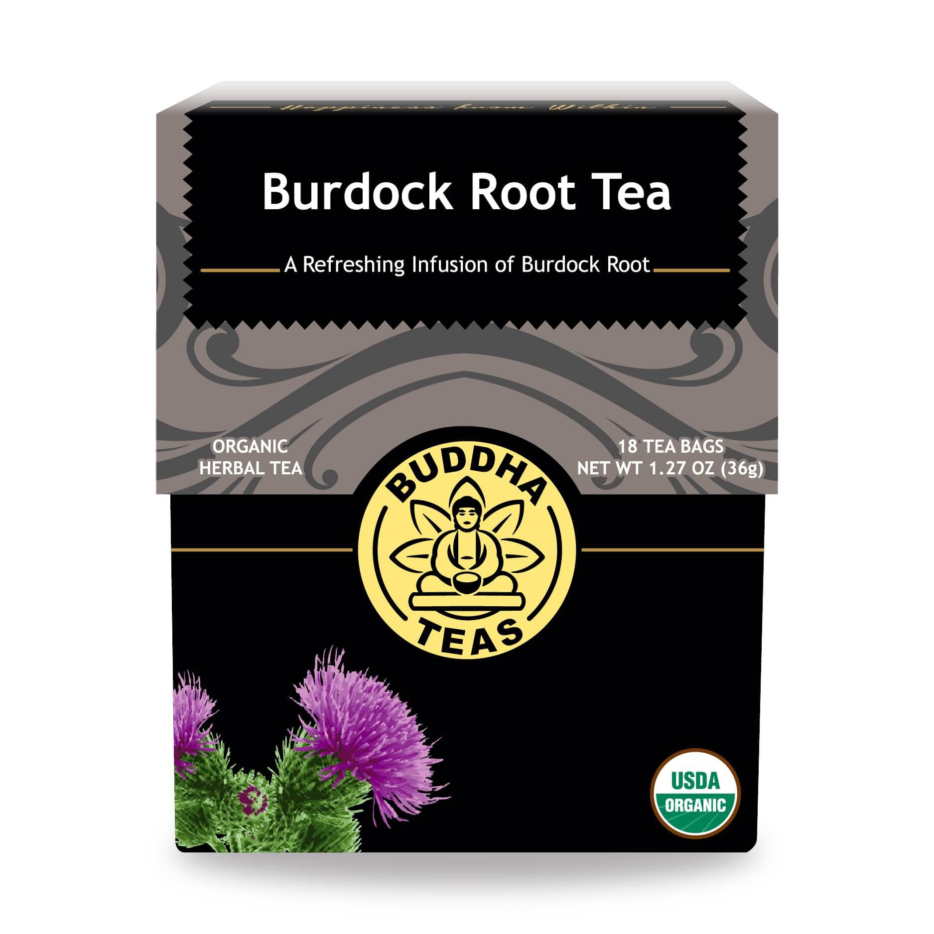 Burdock root: what heals, methods of use, properties and contraindications 11