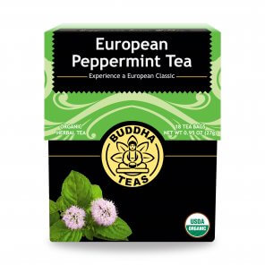 European Peppermint Tea