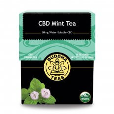 CBD Mint Tea