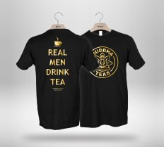Real Men Drink Tea
