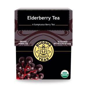Elderberry Tea