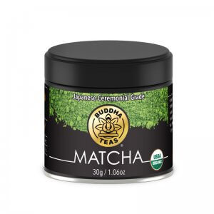 Matcha Powder Tin