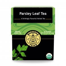 Parsley Leaf Tea