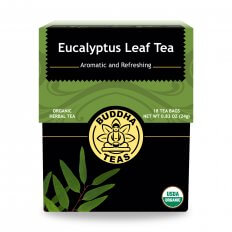 Eucalyptus Leaf Tea